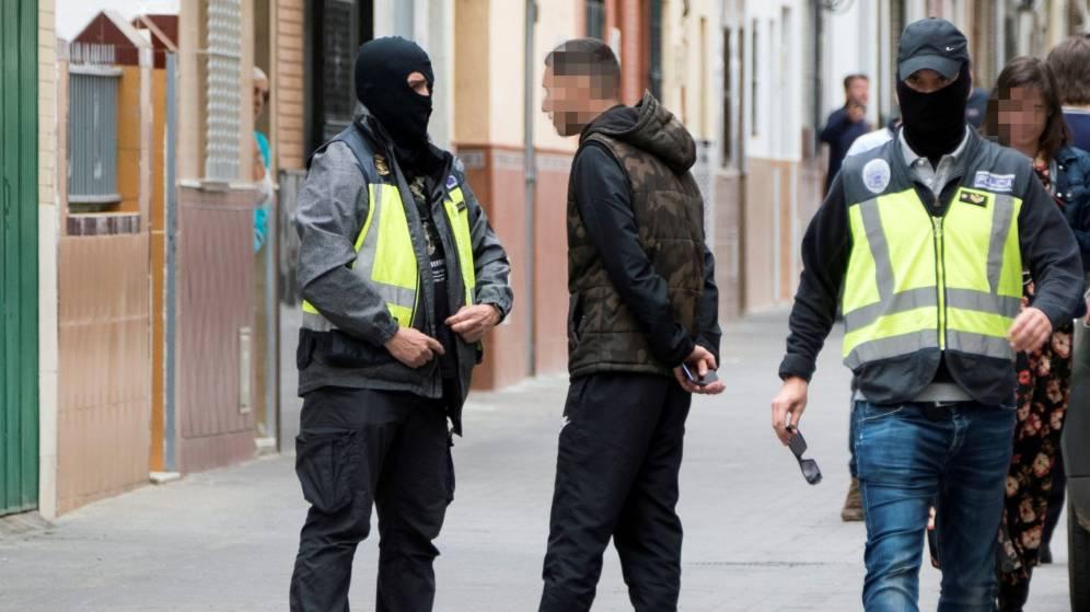 Задержанный джихадист ухаживал за пожилыми людьми в Севилье