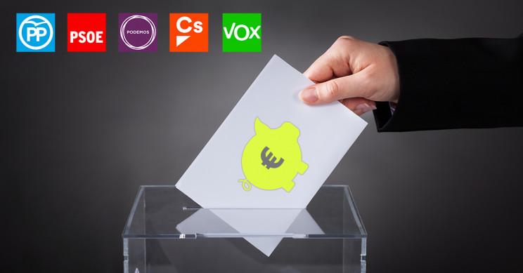 Выборы 28-А: предложения партий в области налогообложения