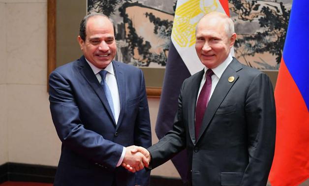 Путин и Сиси обсудили возобновление российских рейсов в Шарм-эль-Шейх и Хургаду