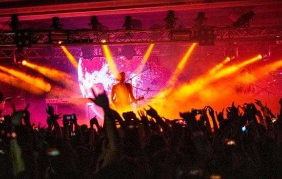 Третий рок-фестиваль Чукурова стартовал в Адане на юге Турции