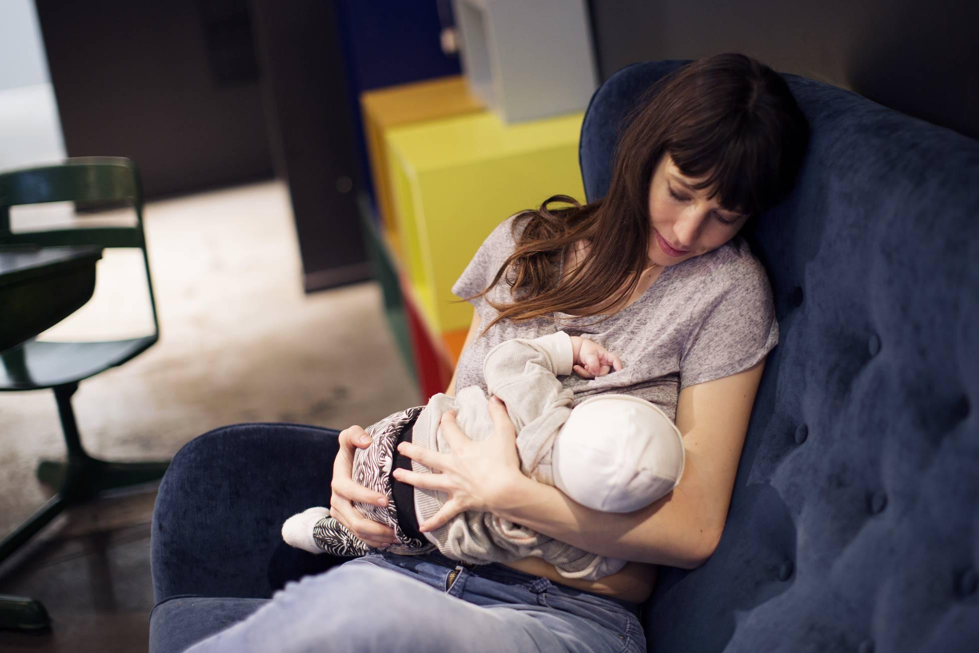Начинается новый этап организации помещений для кормления грудью в университетах Испании