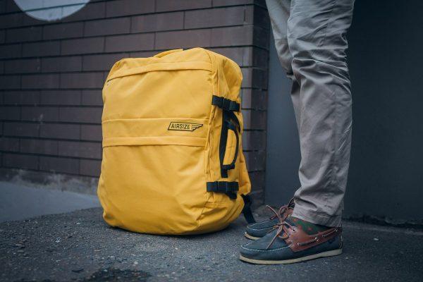 Хотите купить качественный рюкзак для перелетов? Обратите ваше внимание на продукцию «AIRSIZE»